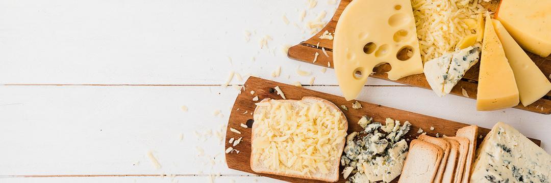Tipos de queijo: descubra o queijo mais saudável (e quais limitar o consumo)