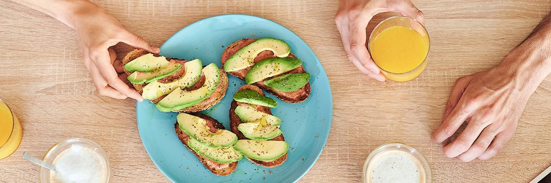 5 dicas para mudar hábitos alimentares, manter a motivação em alta e ser mais saudável!