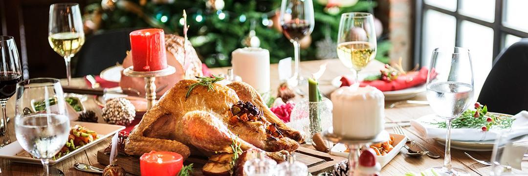 3 truques para manter uma alimentação saudável nas festas de fim de ano