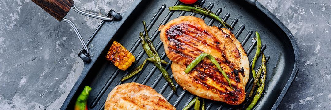 7 receitas saudáveis com frango para facilitar (e variar) sua rotina!