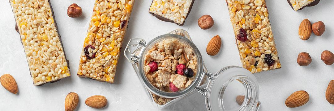 23 marcas de snacks saudáveis para comprar