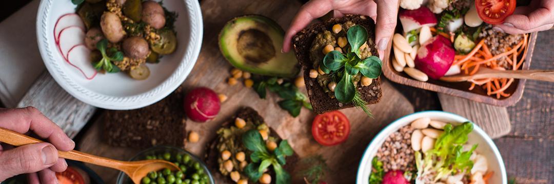 Como virar vegano de forma saudável?