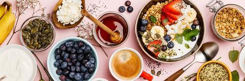 7 ideias de café da manhã saudável para você distribuir energia mundo afora