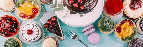 5 motivos que aumentam a vontade de comer doce e o que fazer para reduzi-la!