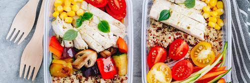 Marmita saudável cardápio semanal: 7 ideias para você montar a sua marmita equilibrada!