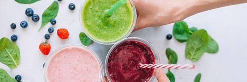 10 receitas de vitaminas e smoothies saudáveis e deliciosos!